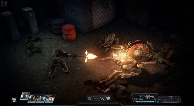 Wasteland 3 Torrent Digital Deluxe Edition Screenshots