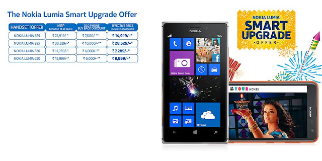 Nokia Lumia Diwali Offer 2013