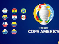 Notes behind Copa America and Euro 2020