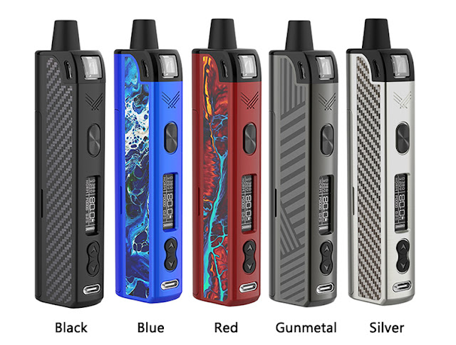 Vapefly Optima Pod Mod Kit - A Great Choice!