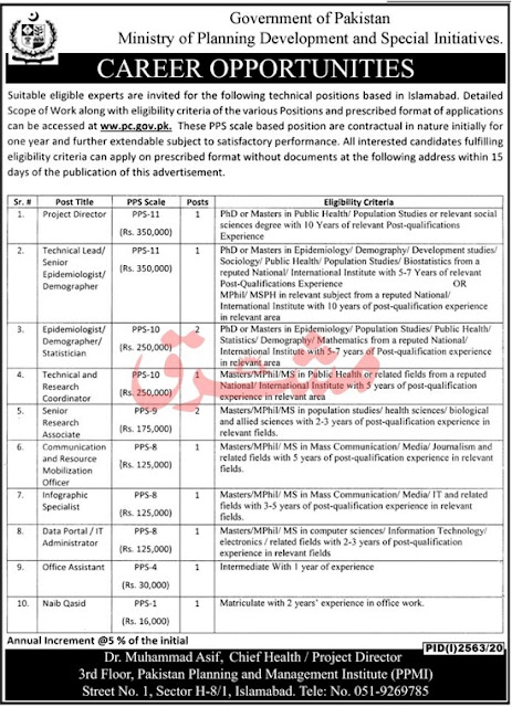 pakistan-planning-and-management-institute-jobs-application-form