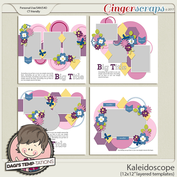 Dagi's Temp-tations Kaleidoscope
