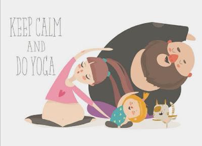 Τα οφέλη της παιδικής Yoga