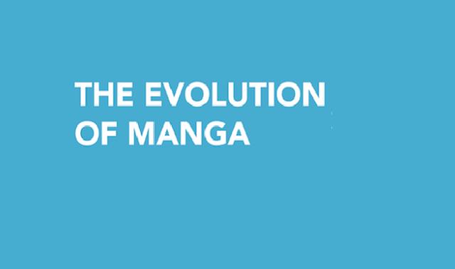 The Evolution of Manga