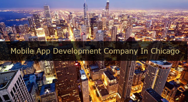 Mobile app development company in chicago