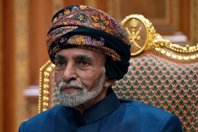 Sultan Qaboos, Quiet Peacemaker Who Built #Oman, Dies at 79 - The New York Times