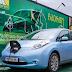 За полтора года в Грузию было импортировано 1360 электромобилей