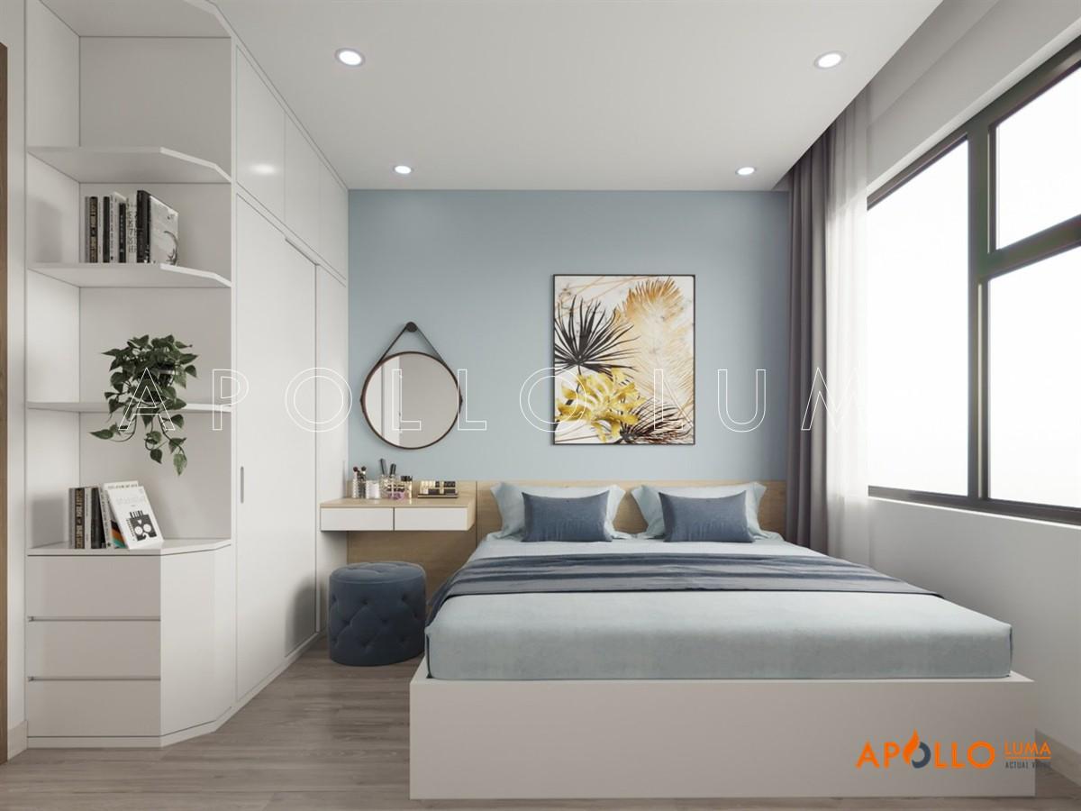 Cách thiết kế phòng ngủ đẹp hợp phong thủy tốt nhất