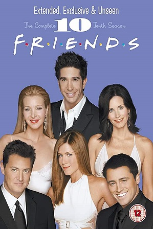 Friends Season 10 Download All Episode 480p 720p HEVC