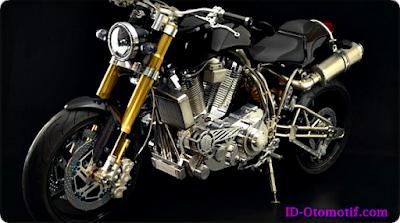Ecosse Titanium Series FE Ti XX