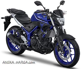 Harga dan spesifikasi motor Yamaha MT 25