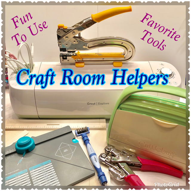 Crafter's Castle: Craft Room Helpers - My Favorite Craft