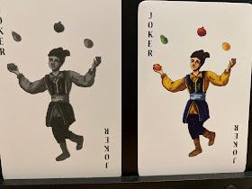 juggling jokers from Eastern Europe