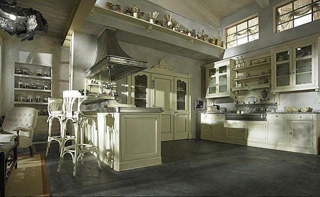 Modern furniture traditional kitchen design ideas 2012 - Marchi cucine moderne ...