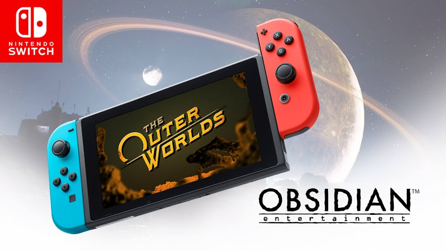 the outer worlds nintendo switch obsidian entertainment private division