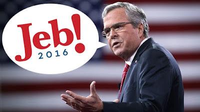 Jeb! Bush logo 2016