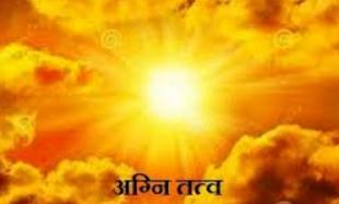 Prakriti ke Panch Vishesh Tatv