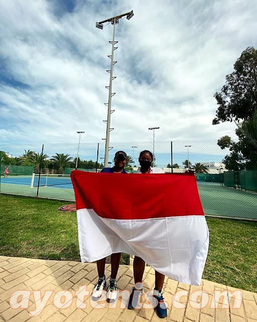 Libas Unggulan 4, Ana/Ani Melenggang ke Semifinal ITF W15 Monastir