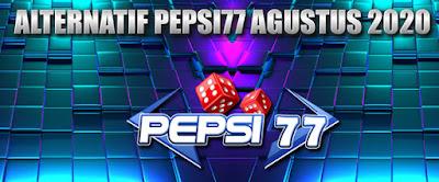 LINK ALTERNATIF RESMI PEPSI77 TERBARU 2020 AGUSTUS