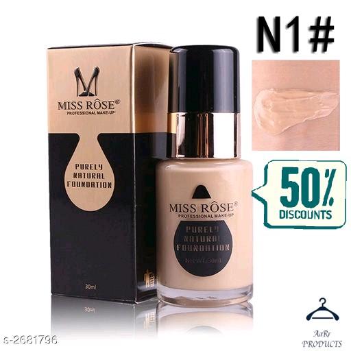 Miss Rose Face Base Makeup Liquid Foundation