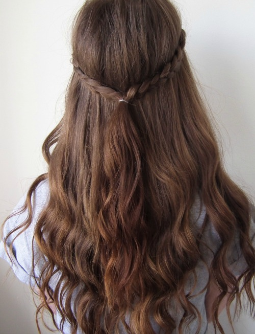 Quick & Easy Braid Hairstyle