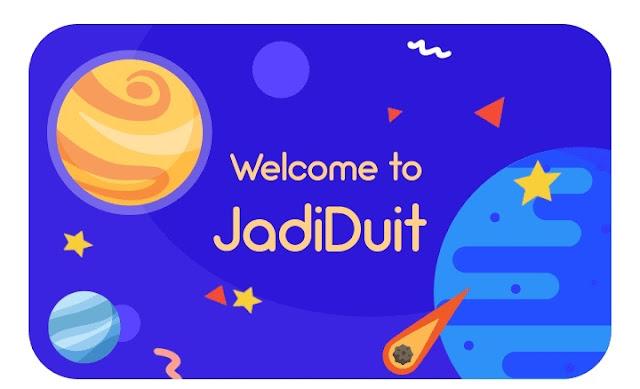 Aplikasi Jadiduit penghasil saldo e-wallet