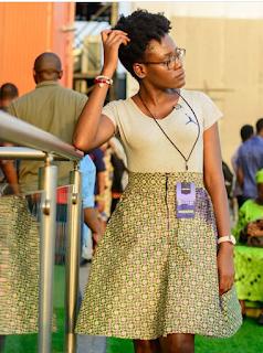 2016 Tony Elemelu Foundation Grant Benefactor, Miss Grace Okoli Chikamso, Shares Her Story To Being #TEFEntrepreneur