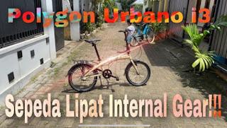 Polygon Urbano I3 20 inch