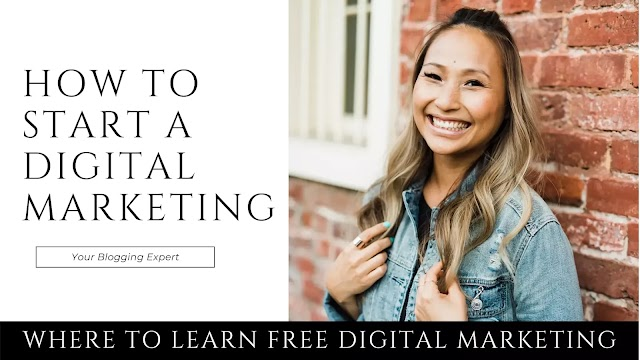 Top 3 best Website where you Learn Free digital marketing course with certificate