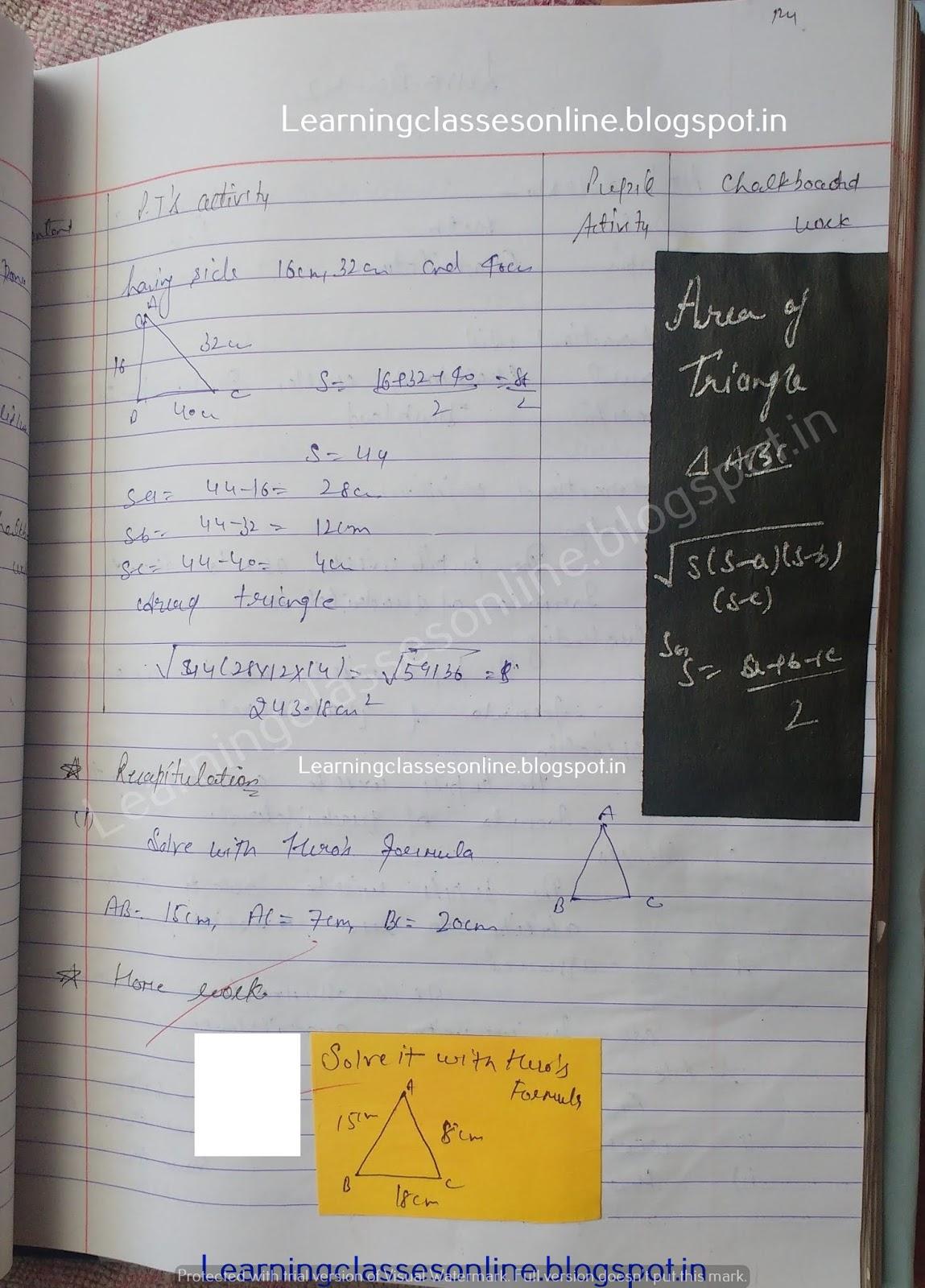 Semi Detailed Lesson Plan In Math Grade 6,