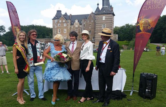 Sonderpreis des 1. Fashion Awards auf Schloss Merode der Kölsch Preis