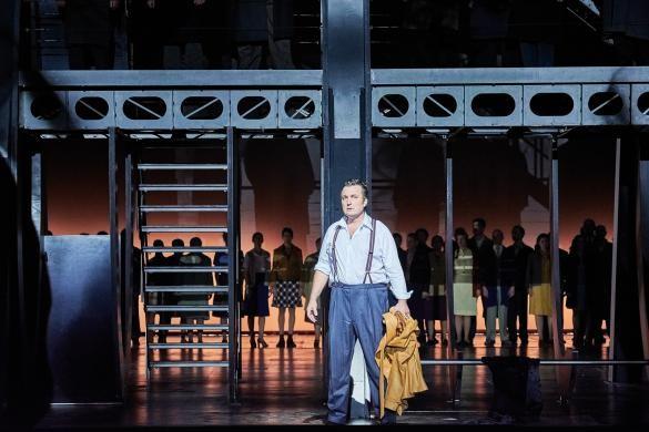 """Samedi 2 octobre 2021 : Opéra """"Simon Boccanegra"""""""