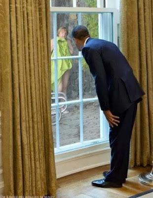 Verliebte Menschen lustige Promi Bilder - Obama und Merkel Lachbilder