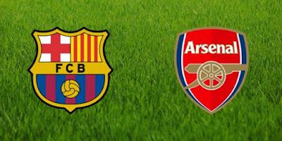 مشاهدة مباراة برشلونة وارسنال بث مباشر 04-08-2019