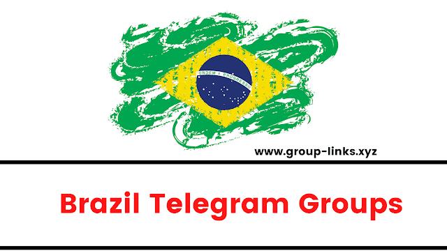 Brazil Telegram Group Links : Join Latest 20+ Brazil Groups