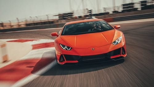 Huracán EVO receives voice commands via Alexa