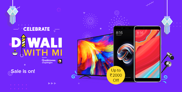 mi Diwali offer ,mi diwali sale