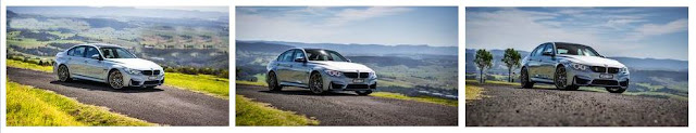 2016 BMW M3 Competition Review