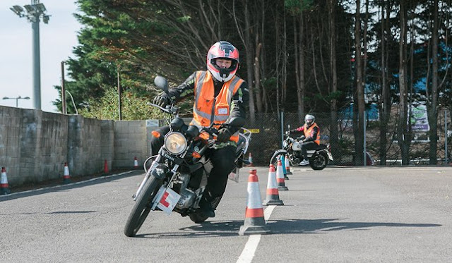 Practicing Motorcycle Safety: Health Tip
