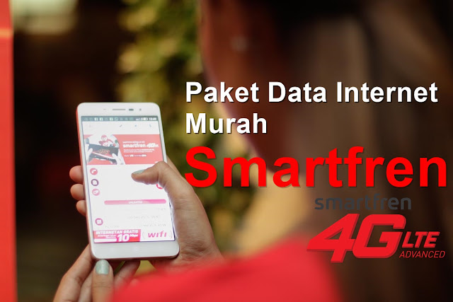 Paket Data Internet Murah Smartfren