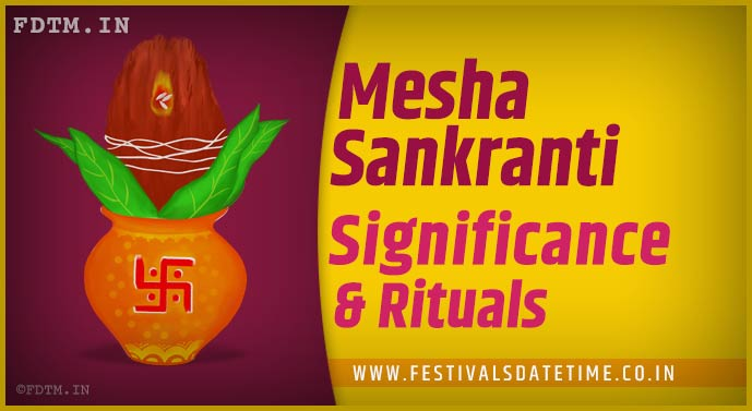 Mesha Sankranti: Know The Significance and Rituals of Mesha Sankranti