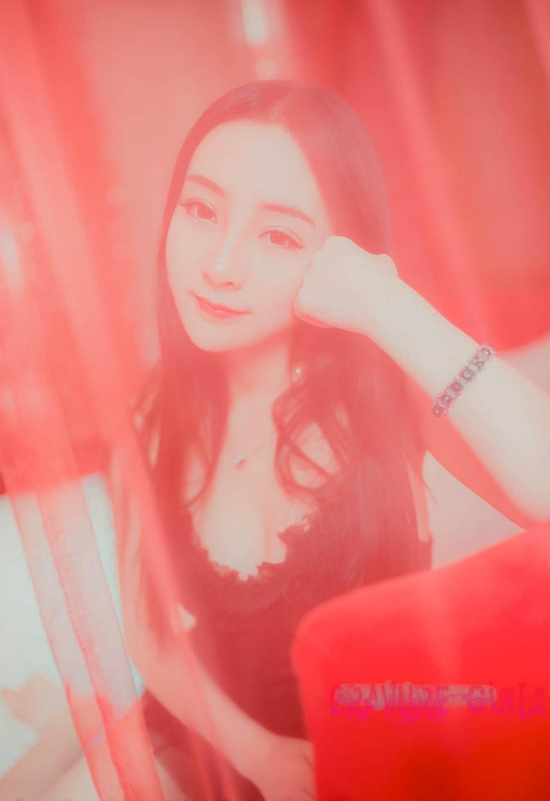 陳Vicky Chen TGOD推女神