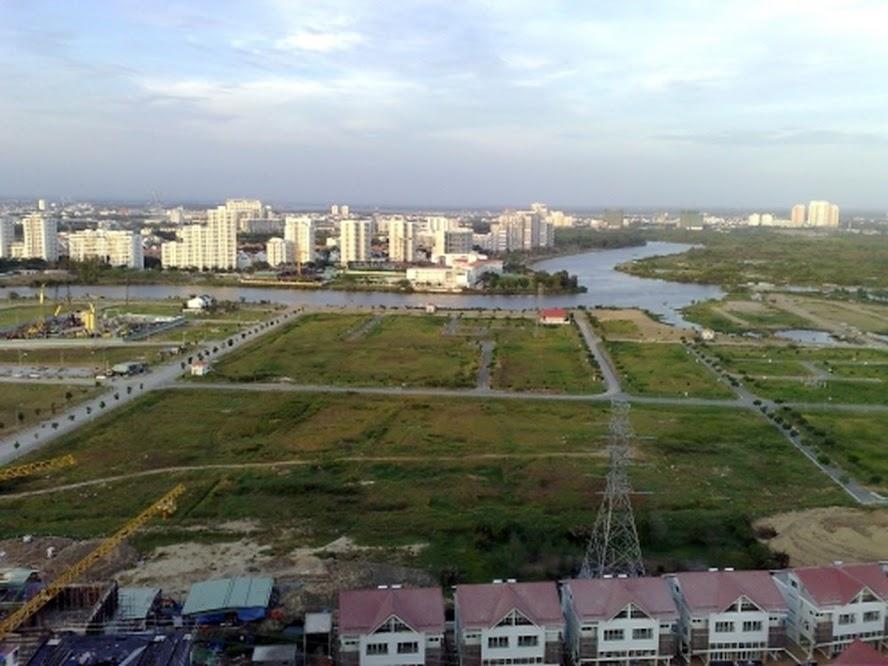 Phê duyệt quy hoạch chi tiết 1/2000 tại Quận 2 - Tp. Hồ Chí Minh