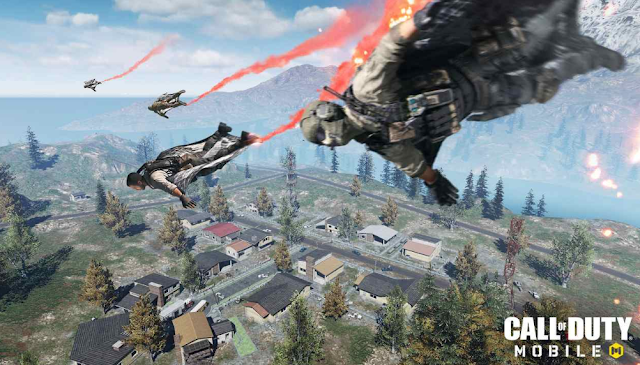 Call of Duty Mobile .. Will it be the strongest contender for Pubg Mobile?