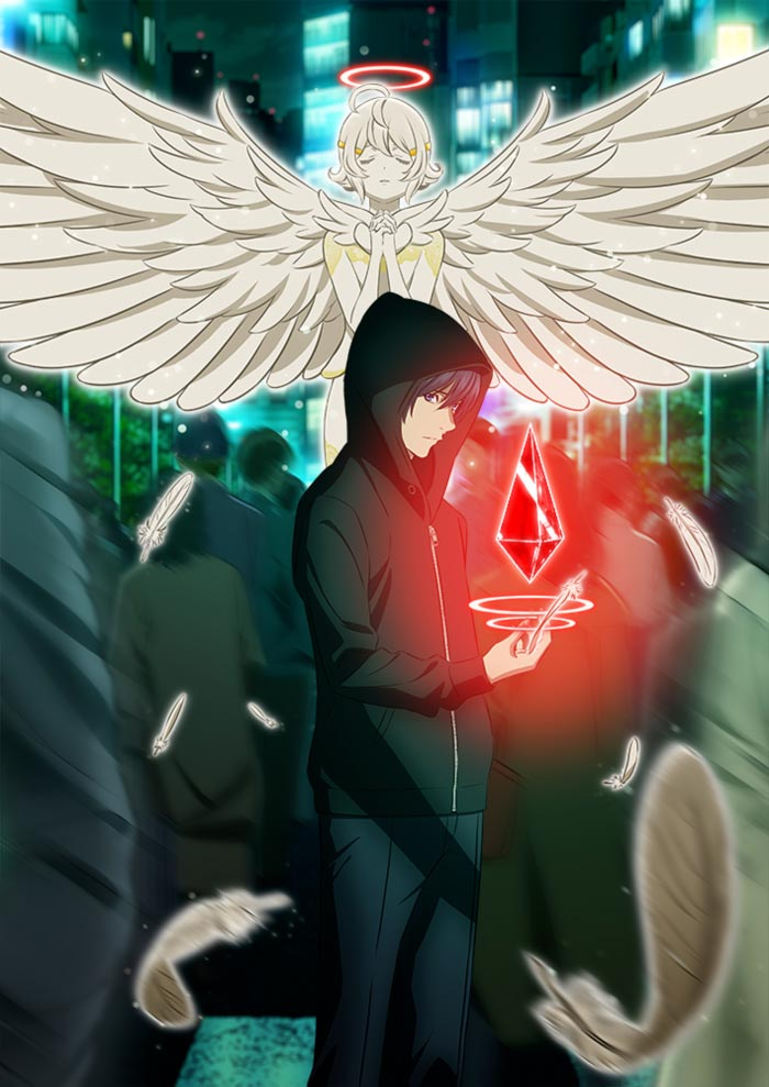 Platinum End anime