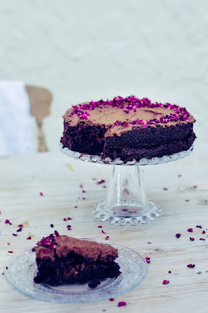 beetroot and cacao cake