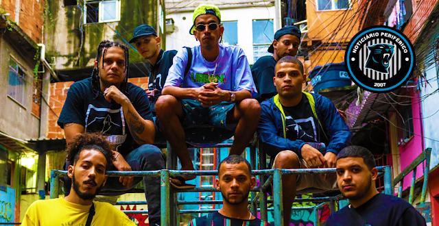 Favela Town | O coletivo da Rocinha, Covil do Flow lança 1° single pelo selo Trojan Jamaica