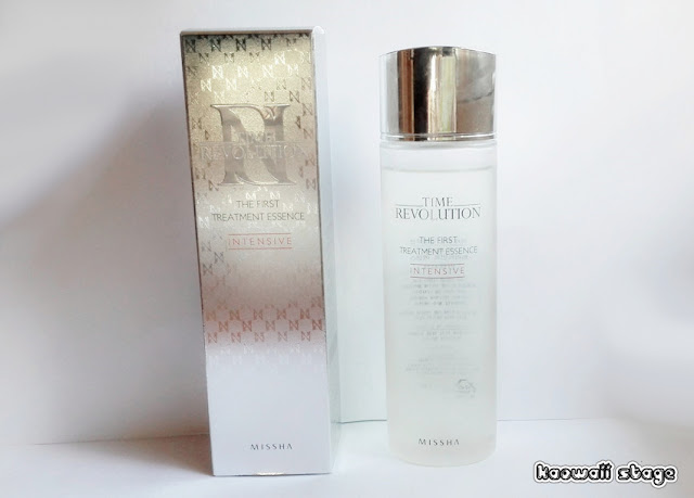 missha time revolution essence esencia