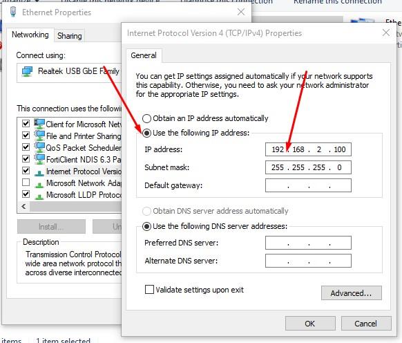 Cara Setting IP Address di Windows 10
