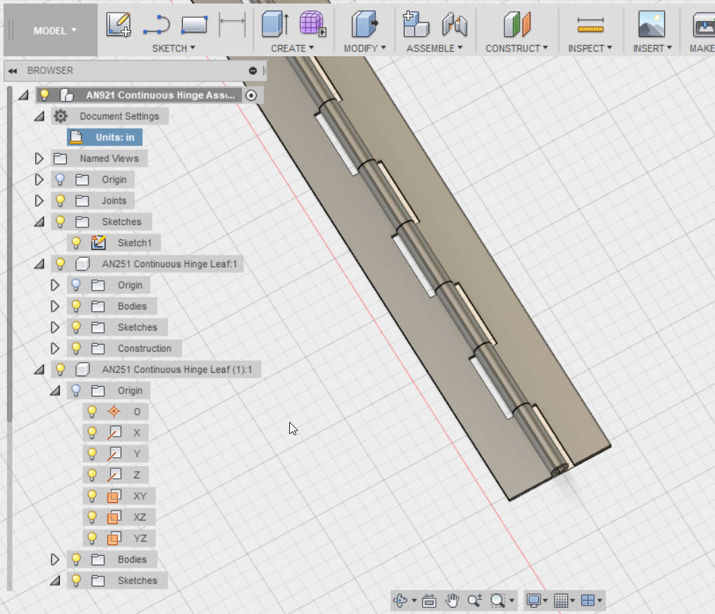 Placing an Assembly into a New Design in Fusion 360 ~ Inventor Tales